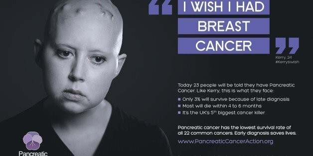 'I Wish I Had Breast Cancer' Ad Will Stun You Into Silence | HuffPost Life