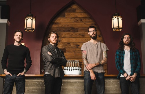 Mike Hranica of The Devil Wears Prada Talks About Their New 'Space EP' and the Band's Sincerity During the Mayhem Festival at DTE Energy Theatre
