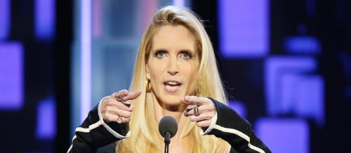 Ann Coulter Is Enraged With Delta For Allegedly Giving Away Her Seat