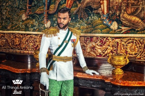 Jidenna Takes 'Classic Man' To A New Level In West African-Inspired Photoshoot