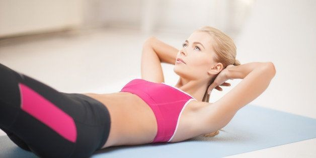 7 Easy Pilates Moves For A Simple Core Workout | HuffPost Life
