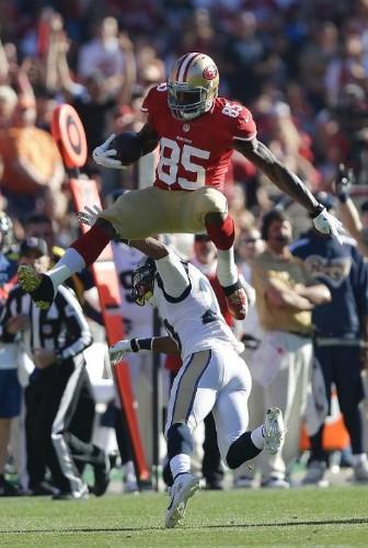 Crabtree Returns, 49ers Beat Rams