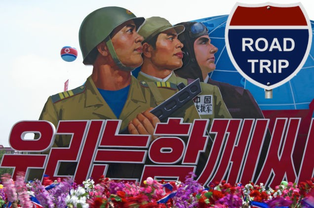Next Month You'll Be Able to Take a Road Trip to North Korea