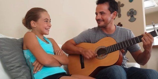 'I Want to Pee Like Daddy' | HuffPost Life