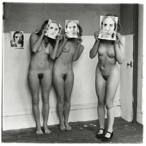 The Late Photographer Francesca Woodman Used Ghosts To Tell Her Story