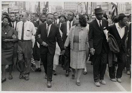 Selma Slights More Than LBJ