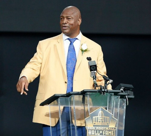 Charles Haley's Hall Of Fame Speech Was The Moment Needed On Mental Health Issues