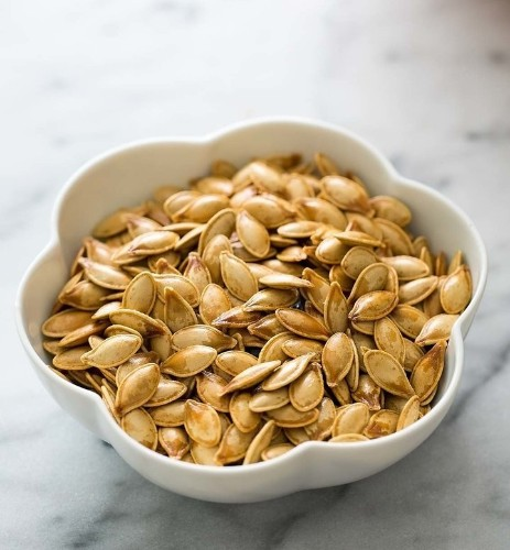 What To Do With Those Leftover Seeds From Your Carved Pumpkin