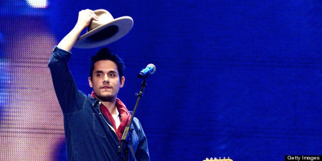 John Mayer's Sixth Album In The Works As Singer Records In The Studio