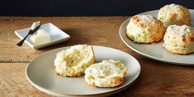 How to Make Yogurt Biscuits Without a Recipe | HuffPost Life