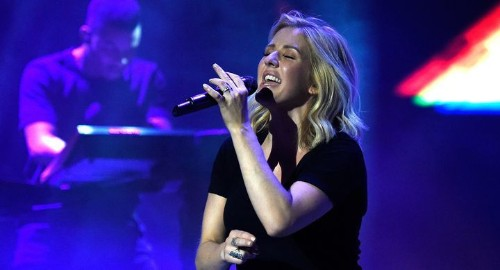 Ellie Goulding May Have Just Revealed A Major Shazam Conspiracy