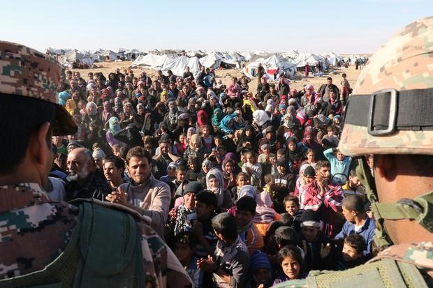 Exodus and Betrayal: How a Syrian Nakba Was Created