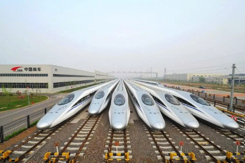 China's Plan to Become High-Speed Rail Power in Southeast Asia on Track