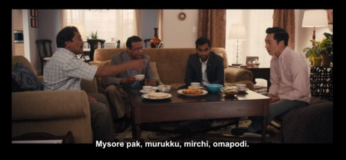 Another Thing 'Master Of None' Nails: Immigrant Decor