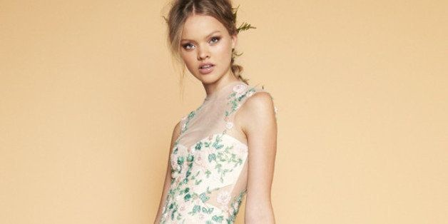 The Top 10 Trends From Bridal Fashion Week | HuffPost Life