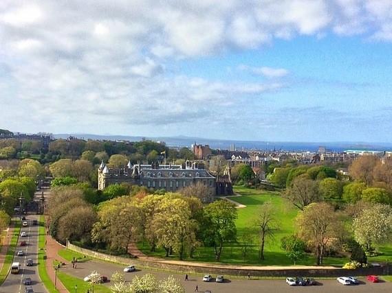 36 Hours in Edinburgh Scotland