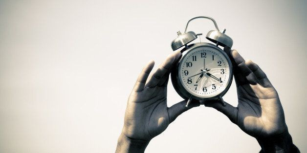 Feel Starved for Time? Here's a Surprising (and Easy) Solution