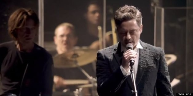 Watch Robert Downey Jr. Singing 'Driven To Tears,' Because He's Great (VIDEO)