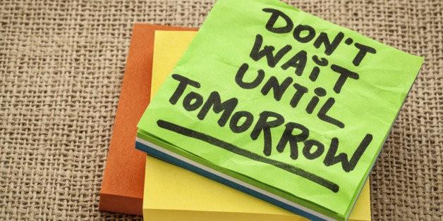 3 Ways to Push Past Procrastination | HuffPost Life