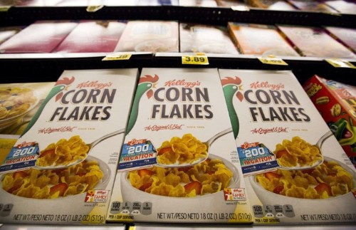 Kellogg Is Latest Company To Pull Advertising From Breitbart
