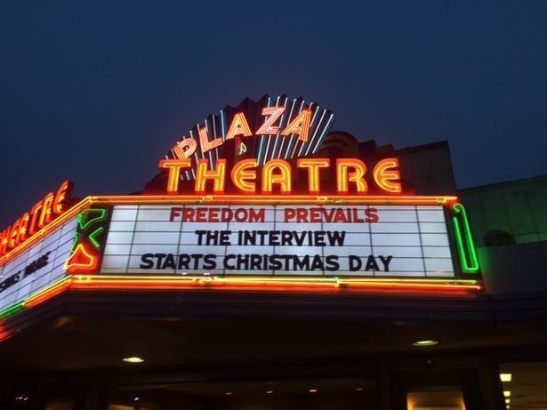 First Theater to Screen The Interview Loses Internet for 5 Days