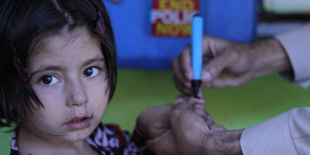 World Polio Day Cuts Through the Clutter