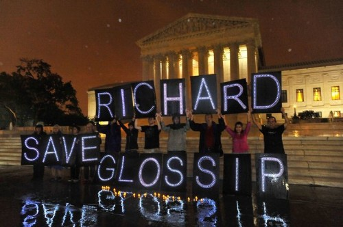 Justice Breyer Couldn't Save Richard Glossip, But He Won The Day Anyway