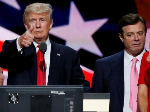 Mueller Thinks Paul Manafort Shared Trump Polling Data With Russian Operative