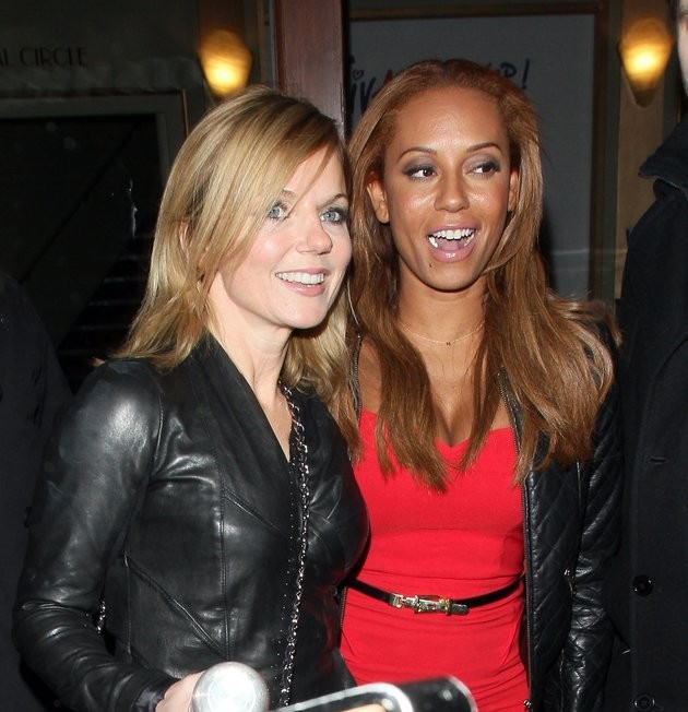 Mel B Claims She Slept With Geri Horner At Height Of Spice Girls Fame