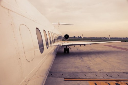 The In-Flight Entertainer
