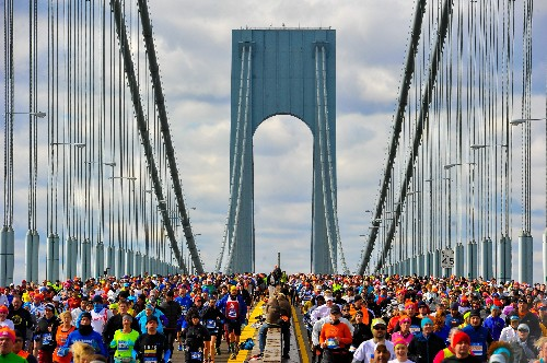 How I Trained To Run The NYC Marathon At Age 60