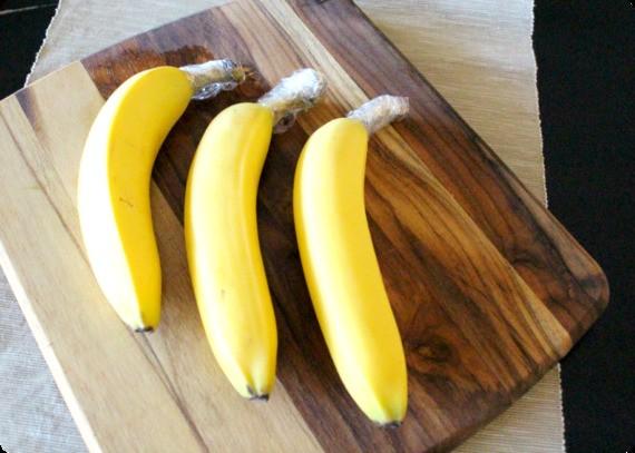 A Simple Trick For Keeping Bananas Riper, Longer