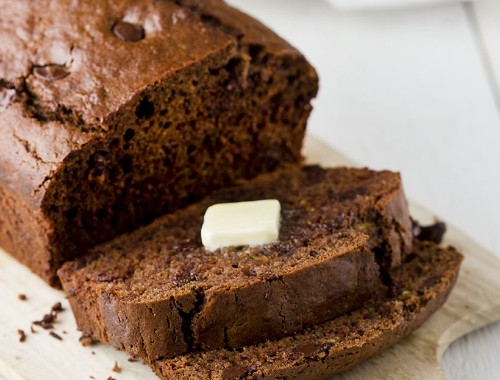 Bye-Bye Zucchini, Hello Chocolate! Chocolate-Zucchini Bread Recipe