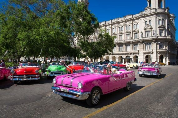 F1rst Class Travel: Cuba - cover