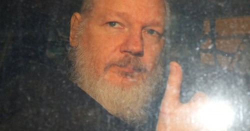 After Nearly Seven Years Julian Assange Arrested And Taken Out The Ecuadorian Embassy