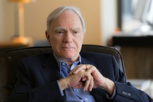 Storytelling Master Robert McKee Discusses Story, Writing Philosophy and Screenwriting