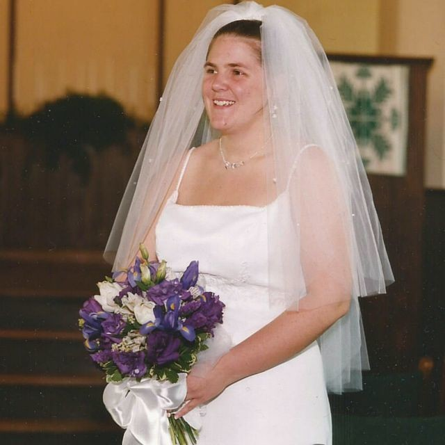 A Letter To Myself On My Wedding Day, Now That I'm Divorced
