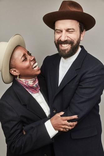 The Married Couple Behind Summer's Darkest And Weirdest Comedy
