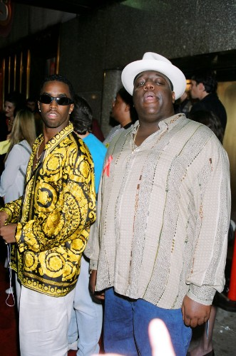 A Look Back At Diddy's Most Outrageous '90s Styles