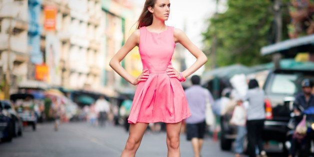How to Take Photos for Your Fashion Blog (No Photographer Boyfriend Necessary)   HuffPost Life