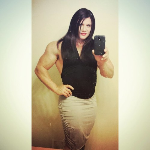 Meet Janae Marie Kroc, Recently Out Transgender World Record Bodybuilder