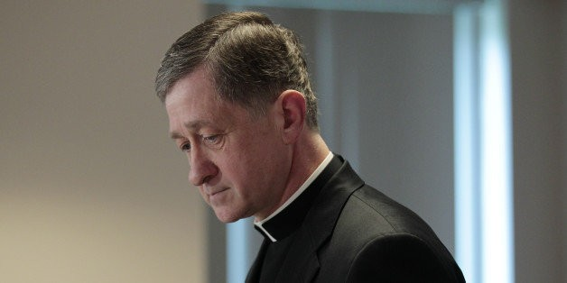 Bishop Blase Cupich Named By Pope Francis To Be Next Archbishop Of Chicago