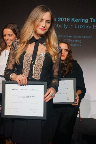 London College Of Fashion And Kering - Fashion Sustainability And Education In Focus