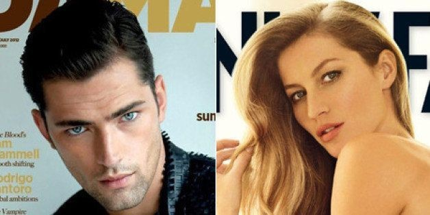 Sean O'Pry, World's Top-Earning Male Model, Makes WAY Less Than Female Models | HuffPost Life
