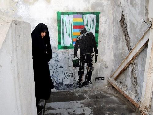 12 Street Artists Transforming The Walls Of Iran