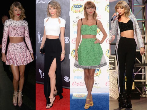 The Anatomy Of A Taylor Swift Outfit