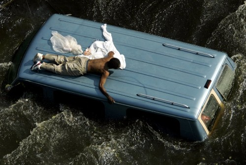 These Are The Forgotten Images Of Hurricane Katrina