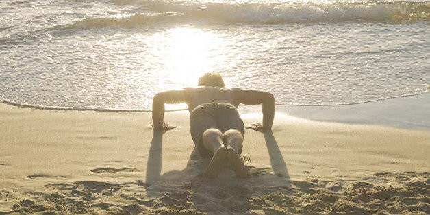 3 HIIT Workouts You Can Do At The Beach | HuffPost Life