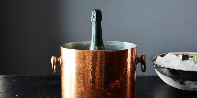 How to Chill a Bottle of Wine Faster | HuffPost Life