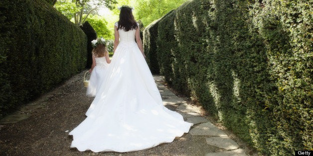 Walk Down The Aisle: 12 Women Reveal Who 'Gave Them Away' On The Big Day | HuffPost Life